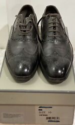 Tom Ford Men's Dress Lace Up Shoes With Detailing Sz 10  1890