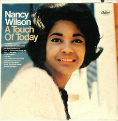 Nancy Wilson – A Touch Of Today 1966 Capitol Records – T 2321 Mono New