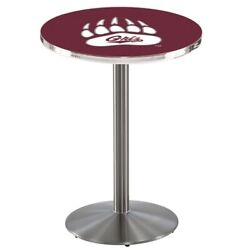 Holland Bar Stool Co. L214s4228montun 42 Stainless Steel Montana Pub Table
