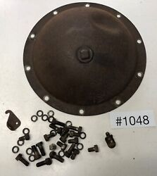 1927 Chevrolet Truck Rear End Back Cover W/ Front And Rear Bolts - Has Dent 1048