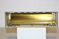 New Ho Brass Overland Models Omi 3039 Nyc Acf Cylindrical Covered Hopper