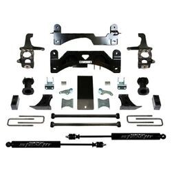 For Toyota Tundra 07-15 Fabtech 6 X 3 Basic Front And Rear Suspension Lift Kit