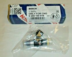 Genuine Bosch 0280158818 Fuel Injector Cng [ Compressed Natural Gas ]