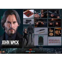 Hottoys Ht Mms504 John Wick Chapter 2 Keanu Reeves 1/6 Scale Action Figures