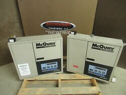 Mcquay Microtech Pfh087-aaab Centrifugal Chiller Controller Interface Panel