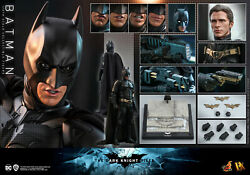 Hottoys Ht Dx12 The Dark Knight Rise Batman 1/6 Scale Collection Figures