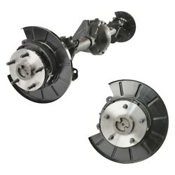 For Jeep Grand Cherokee 1999-2001 Cardone Reman Rear Drive Axle Assembly