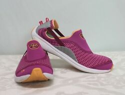 Ryka Lifestyle Swift Womenand039s Sneakers Slip On Shoes Pink Size 7.5m