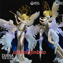 Maya House Diana Resin Model Painted Statue Pre-order 1/6 Scale Anime Collection