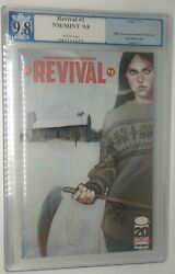 Revival 1 - First Edition - Pgx Graded 9.8 - Not Cgc