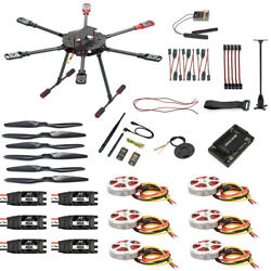 Jmt Saker675 675mm Hexacopter Pnp Bnf 3-4s With Apm2.8/pix2.4.8 Flight Control