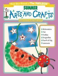 Summer Arts And Crafts By The Mailbox Books Staff