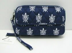 Vera Bradley All In One Crossbody For iPhone 6 Sea Turtles Retired Pattern NWT $70.00