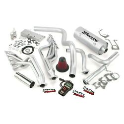 For Ford E-450 Super Duty 06-12 Exhaust System Powerpack Stainless Steel Full