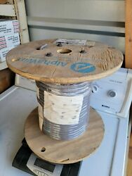 100and039 Alpha Wire 1896/15c Cable 20awg 15conductor Str Copper Unshielded Slate Pvc