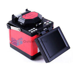 Cetc Av6471a Ftth Optical Fiber Fusion Slicer Military Production Quality New✦kd