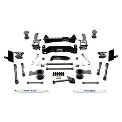 For Toyota 4runner 2010-2014 Fabtech 6 Basic Front And Rear Suspension Lift Kit