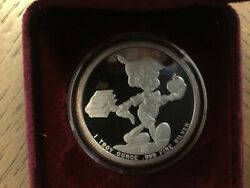 Disney Pinocchio Coins-rarities Mint-6th In A Set Of 7