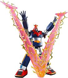 Dx Soul Of Chogokin Volt In Box Choudenji Machine Voltes V Action Figure Pvc Abs