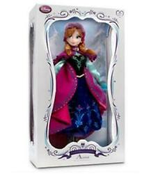 Limited Anna And The Snow Queen Anal Limited Doll Disney Early / Figure Japan