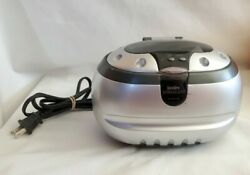Gemoro Sparkle Spa Ultrasonic Jewelry Cleaner Model Ss-1780 Open Box - Excellent