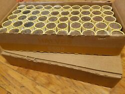 No Boxes 100 Bank Wrapped Rolls Of Kennedy Half Dollars. Unsearched 1,000 Face