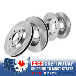 For 2004 2005 2006 2007 2008 Acura Tl Tls Front And Rear Brake Disc Rotors