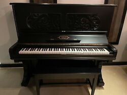Antique 1878 Steinway And Sons Piano
