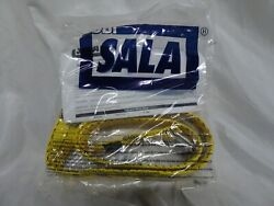 Capital Safety Dbi Sala 1000053 Tongue Buckle Body Belt No D-ring Hip Pad Med