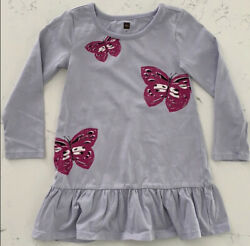 Tea Collection Dress Only Worn Once Size 3t