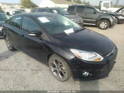 Motor Engine Gasoline 2.0l Without Turbo Vin 2 8th Digit Fits 12-14 Focus 156782