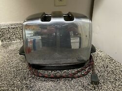 Vintage 1960s Sunbeam Radiant Control Toaster T-20a - Tested Works - Read