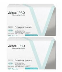 100authentic Viviscal Professional Pro Hairgrowth 180 X2+20free=380 Tablets9/23