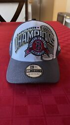 Boston Red Sox 2013 World Series Championship Hat Brand New With Stickers