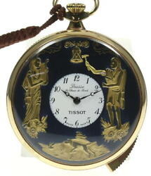 Tissot Pocket Watch Five Minute Repeater Cal.2801 Hand Winding Menand039s_569359