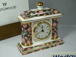 Wedgwood Limited Edition quot; Pilaster quot; Mantel Clock 1 of 1500 a Super Clock