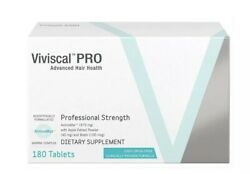 100authentic Viviscal Professional Pro Hair Growth 180 Tablets Pills 3/2024