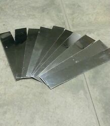 Stainless Shim Steel Stock 1.06 Wide X 0.015 Thick 6+ Long 5 Pieces Per Lot
