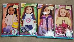 Bfc Ink Best Friends Club | Outfit Sets For 18 Dolls | 4 Pack Set