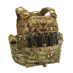 Shellback Tactical Sf Plate Carrier Vest W/ Heavy Hanger | Free Us Shipping