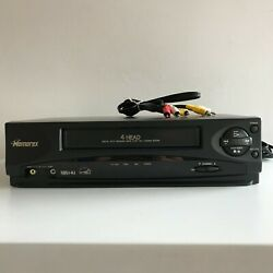 Memorex Vcr/vhs Video Cassette Recorder Player Mrv-2031 With Av Cable