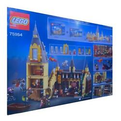 Lego Harry Potter Hogwarts Great Hall 75954 Building Kit And Magic Castle Toy