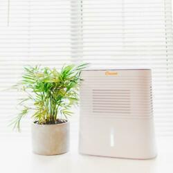 Crane Portable Dehumidifier Indoor/outdoor Air Humidifier And Refresher White