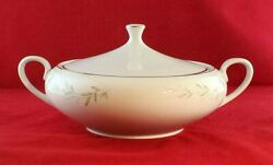 St Regis 101 Fine China Made In Japan Covered Vegetable Dish Discontinued