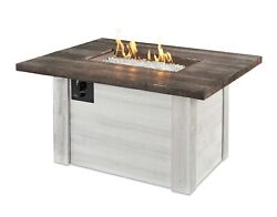 The Outdoor Greatroom Company Alcott Fire Pit Table