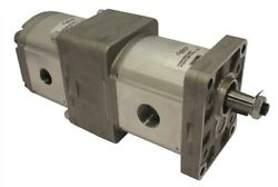 Galtech Hydraulic Tandem Pump Group 3 To Group 3 - 53 Cc To 52 Cc