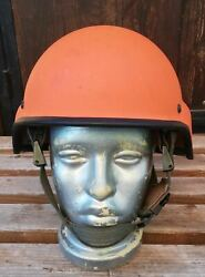 Gallet Cg636 Canadian Helmet Used By Osce In Kosovo War