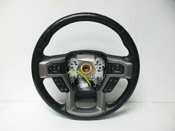 17-20 Ford F250 And F350 Driver Steering Wheel