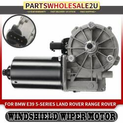 Front Wiper Motor For Landandnbsprover Rangeandnbsprover 03-12 Bmw E39 99-04 W/o Washer Pumb