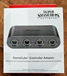 Nintendo Super Smash Bros Gamecube Controller Adapter Only For Switch And Wii U
